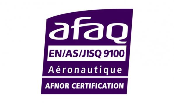 Certification EN9100 : 2008